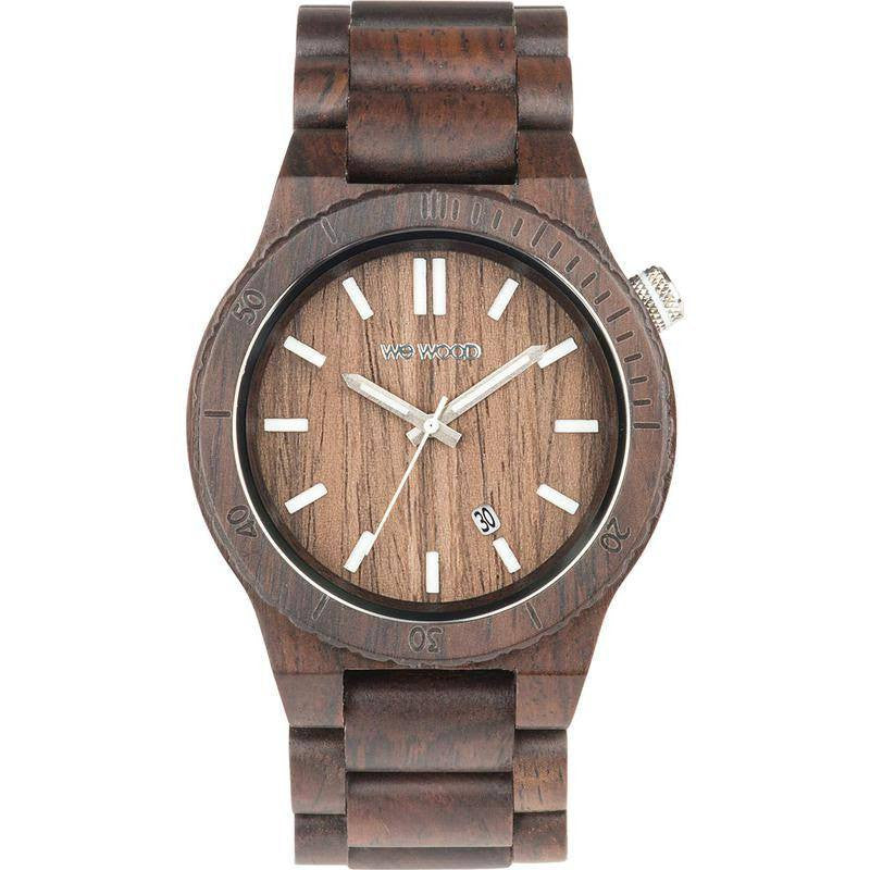 WeWood Arrow Indian Rosewood Watch | Chocolate