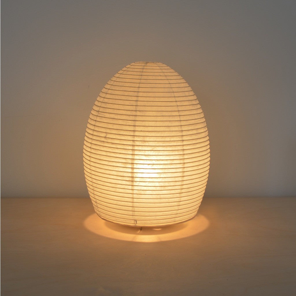 Asano paper moon table lamp egg sportique asano paper moon table lamp egg aloadofball Images