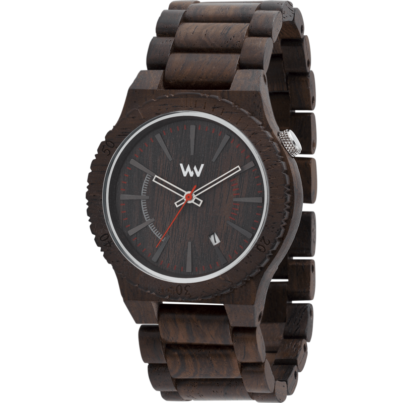 WeWood Assunt Indian Rosewood Watch | Chocolate