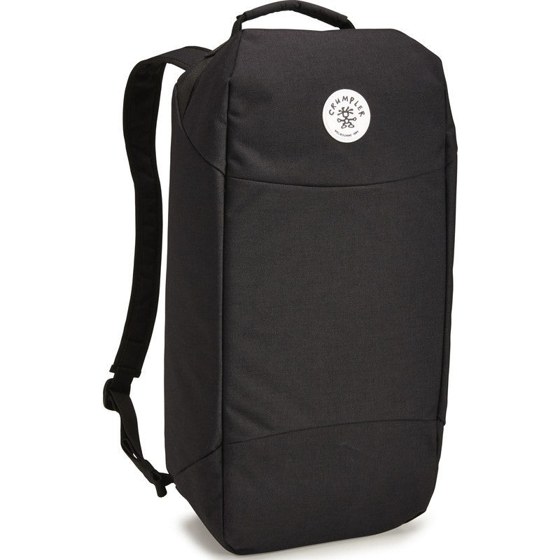 Crumpler Ample Thigh Duffel Backpack | Black ATH001-B00G50