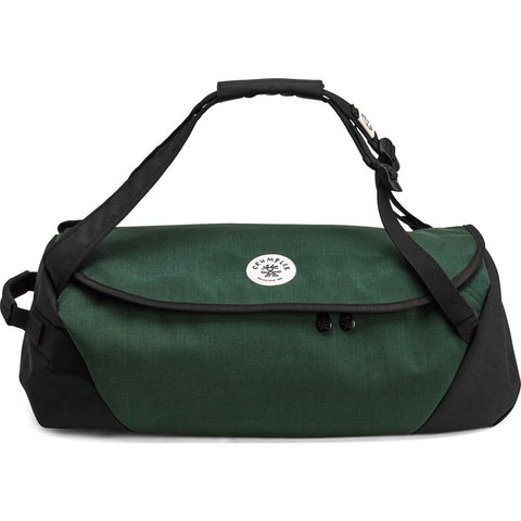 Crumpler Ample Thigh Duffel Backpack | Forest Green ATH001-G16G50