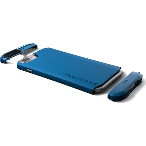 Element Case Aura for iPhone 7 Plus | Deep Blue