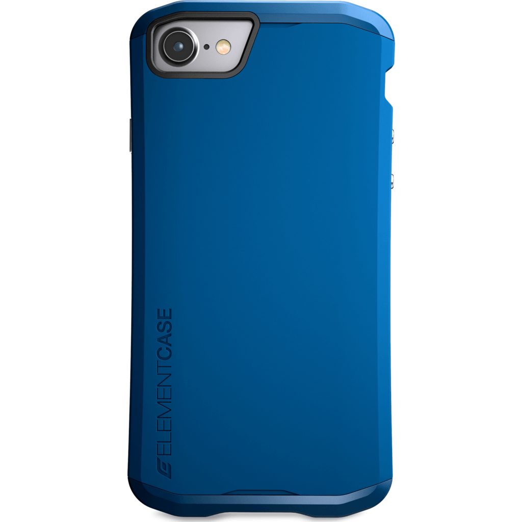 Element Case Aura for iPhone 7 | Deep Blue EMT-322-100DZ-20