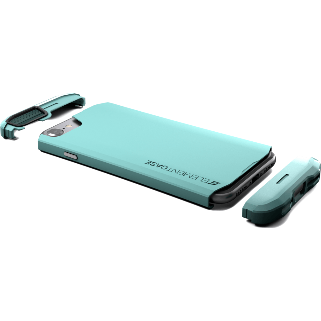 Element Case Aura for iPhone 7 | Mint EMT-322-100DZ-28