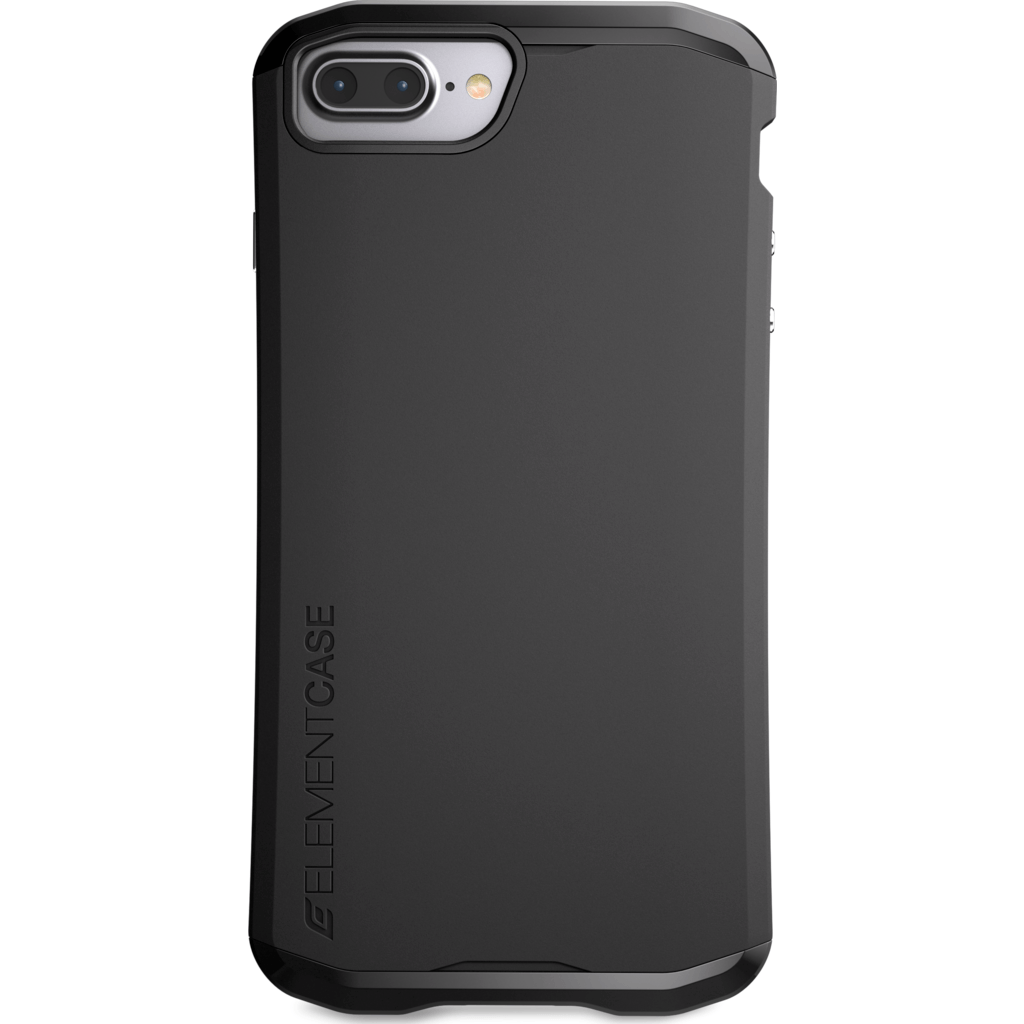 Element Case Aura for iPhone 7 Plus | Black EMT-322-100EZ-01