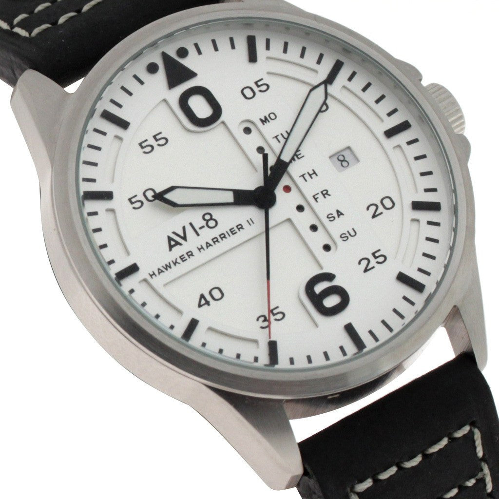 AVI-8 Hawker Harrier II AV-4003-01 Watch | Black AV-4003-01