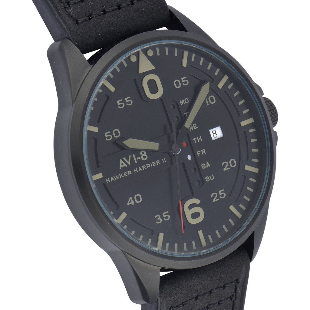 AVI-8 Hawker Harrier II  AV-4003-07 Watch | Black AV-4003-07
