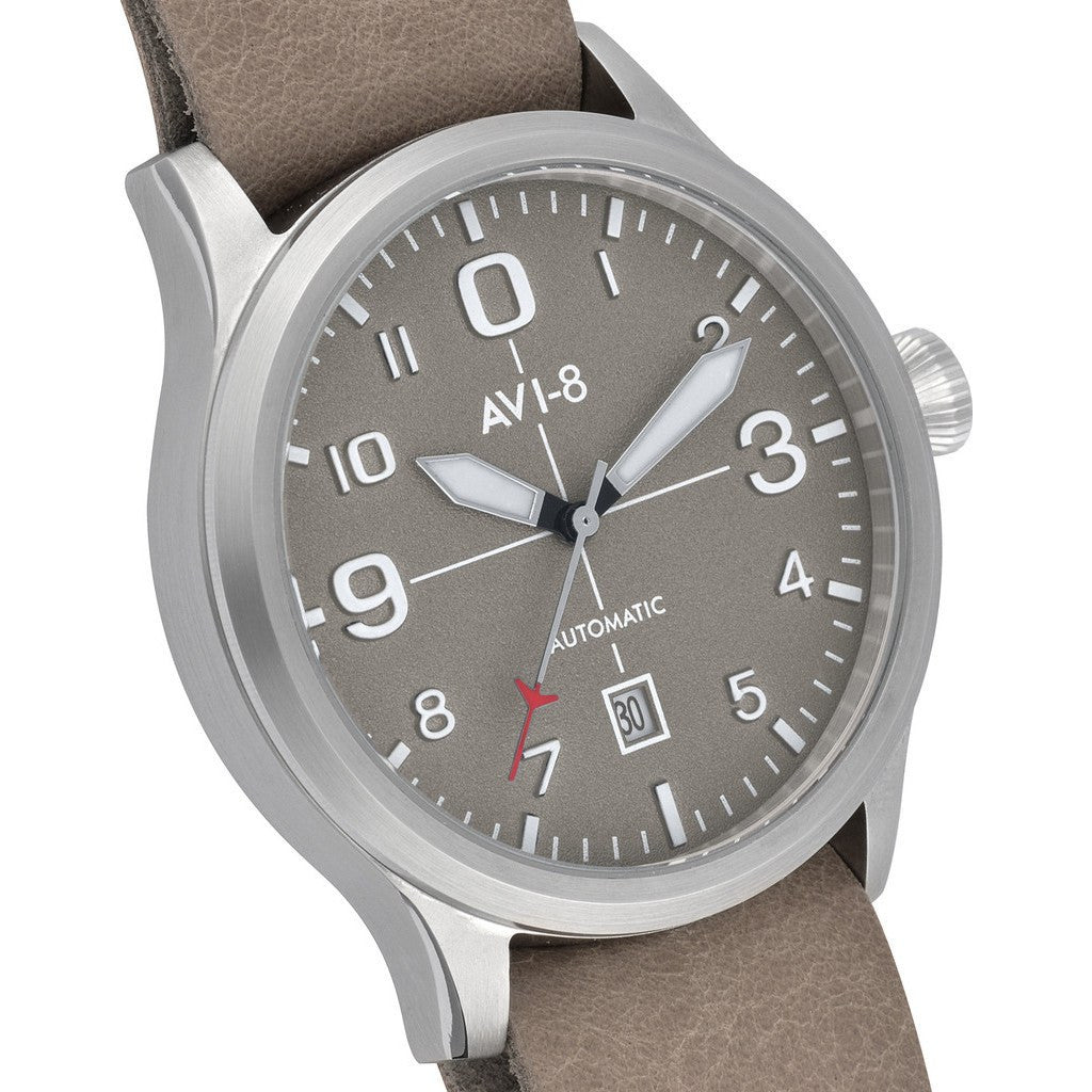 AVI-8 Flyboy AV-4021-0A  Automatic Watch | Beige AV-4021-0A
