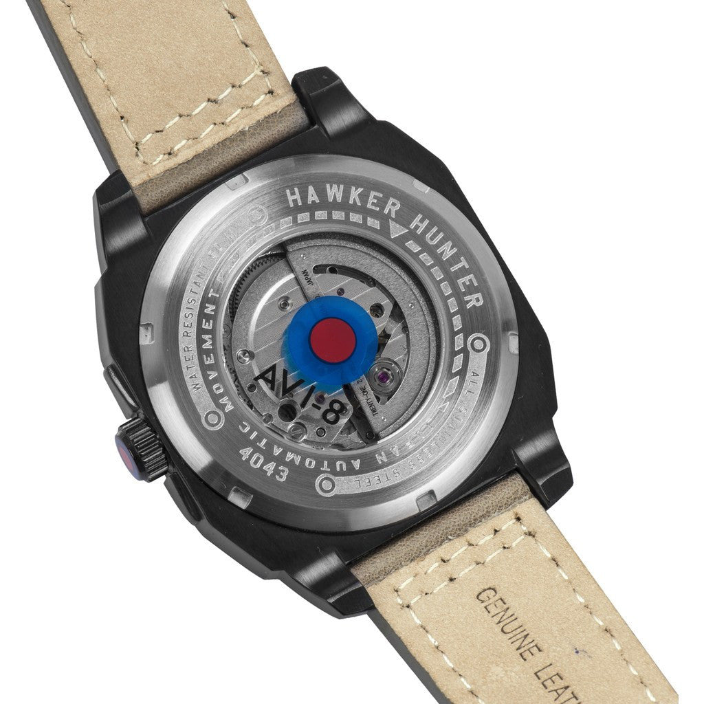 AVI-8 Hawker Hunter AV-4043-03 Automatic Watch | Stone AV-4043-03