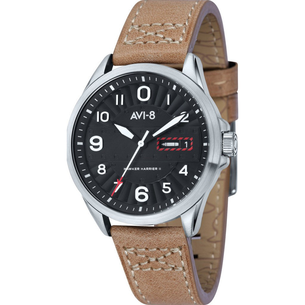AVI-8 Hawker Harrier II AV-4045-01 Watch | Beige AV-4045-01