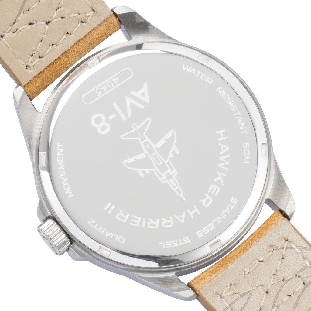 AVI-8 Hawker Harrier II AV-4045-02 Watch | Tan AV-4045-02