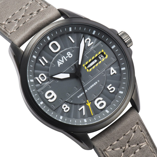AVI-8 Hawker Harrier II AV-4045-03 Watch Grey AV-4045-03
