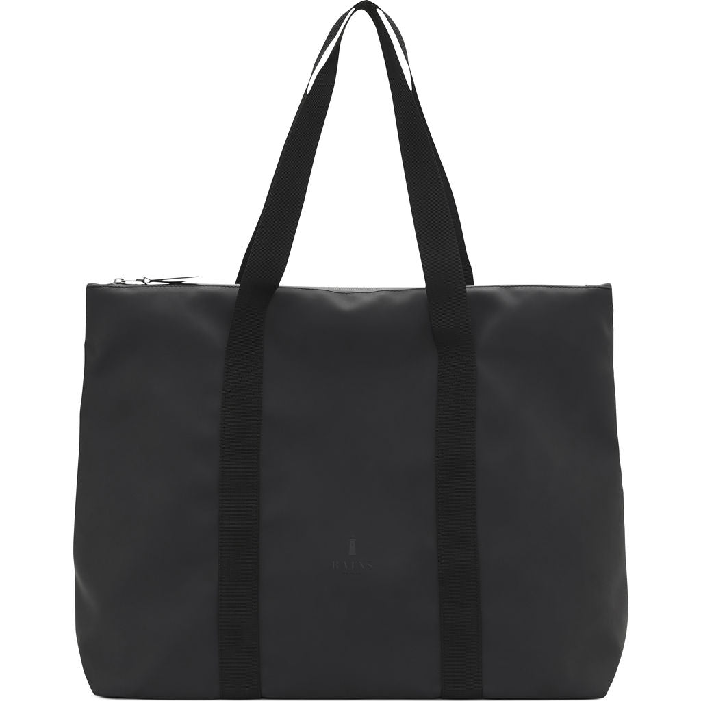 7e96a938678 ... RAINS Waterproof City Tote Bag   Black 1307 01 ...