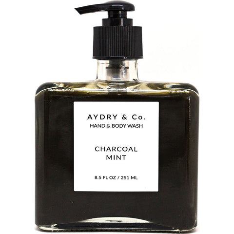 AYDRY & Co. Hand & Body Wash | Charcoal Mint