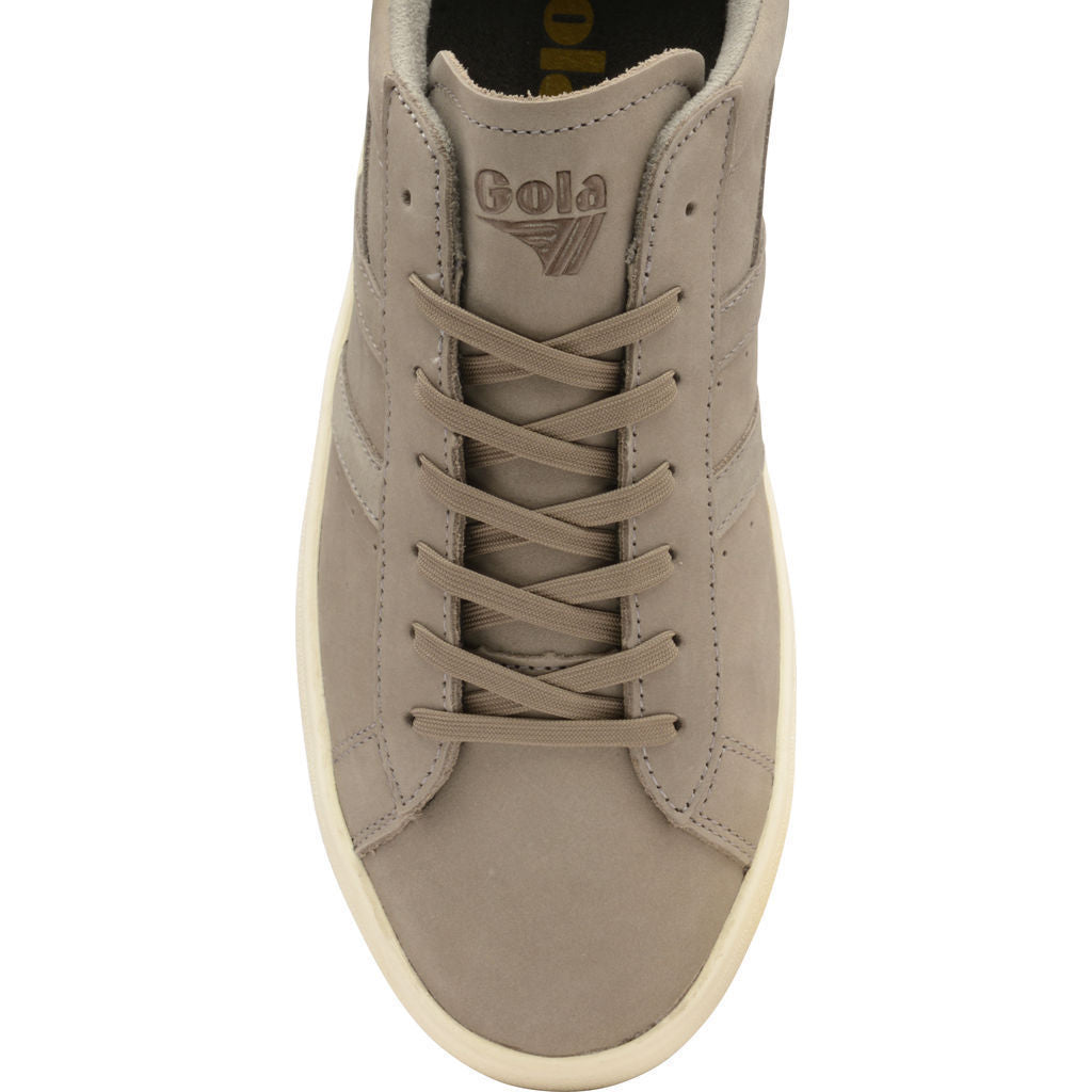Gola Aztec Sneaker(Men's) -Navy/Off White Nubuck Latest Store Online From China Online Reliable Huge Surprise 3ZouH34