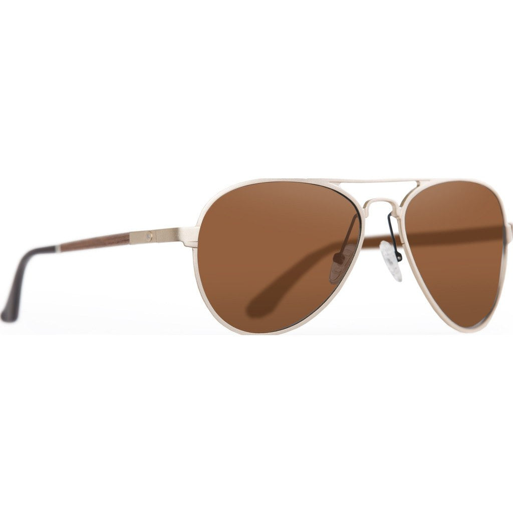 Proof Eagle Aluminum Sunglasses | Gold/Brown Polarized eglgldbwnpol