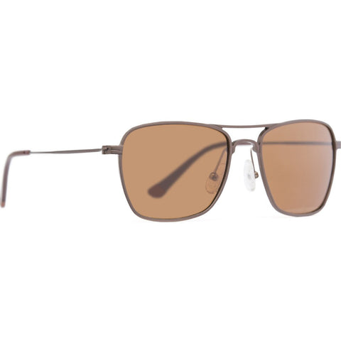 Proof Overland Aluminum Sunglasses | Brown/Brown Polarized ovdcprbwnpol