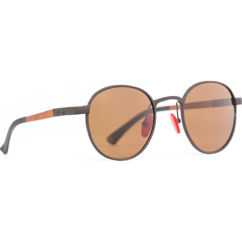 Proof Sundance Aluminum Sunglasses | Copper/Brown Polarized suncprbwnpol