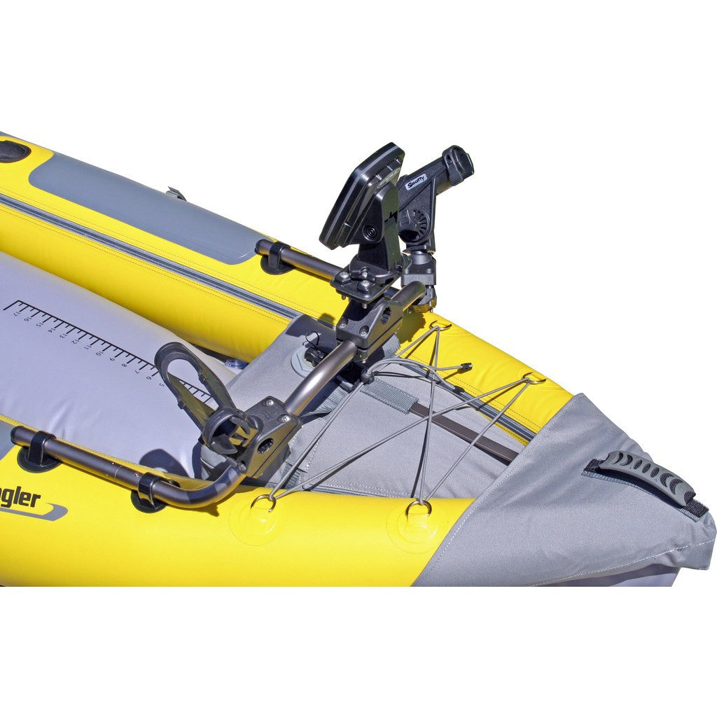 Advanced Elements StraitEdge Angler | Yellow/Gray AE1006-ANG