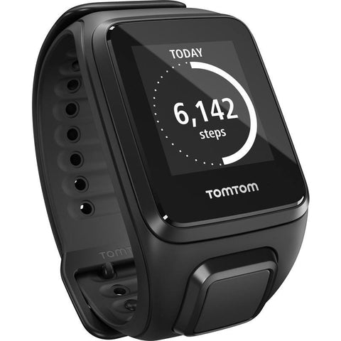TomTom Spark Music Large Watch | Black 1REM.002.01