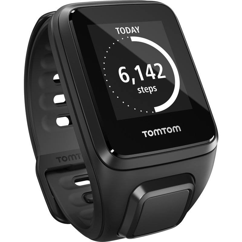 TomTom Spark Music + Cardio Small Watch | Black (HP bundle) 1RFM.002.05ÊÊÊÊÊ