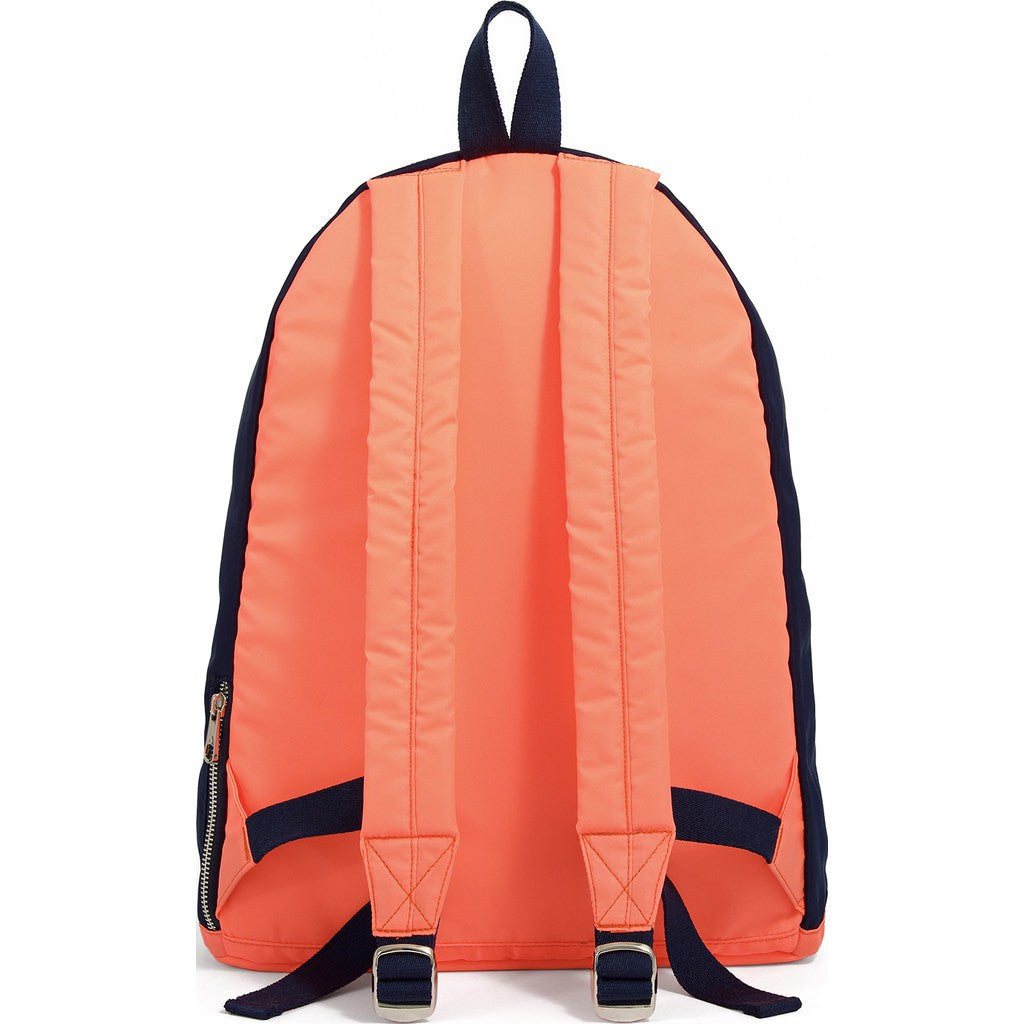 STATE Bags Adams Backpack | Navy/Orange 1029-NO