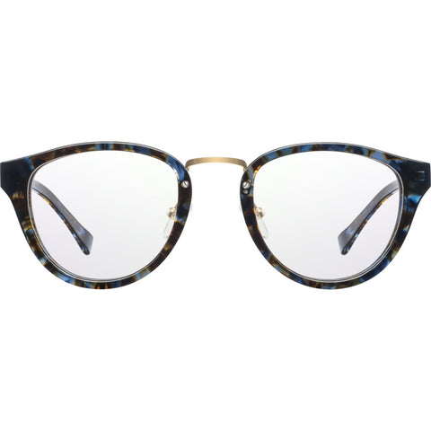 Shwood RX Ainsworth Sunglasses | Blue Nebula & Gold -WRXAAB5