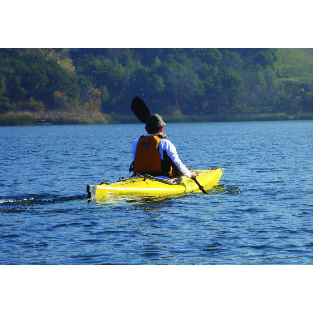 Advanced Elements AirFusion Elite Kayak | Yellow AE1041-Y