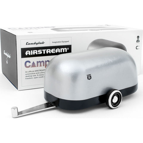 Candylab Airstream Camper Trailer | Silver