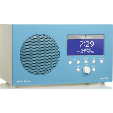 Tivoli Audio Albergo Speaker Radio | Blue ALBGBL