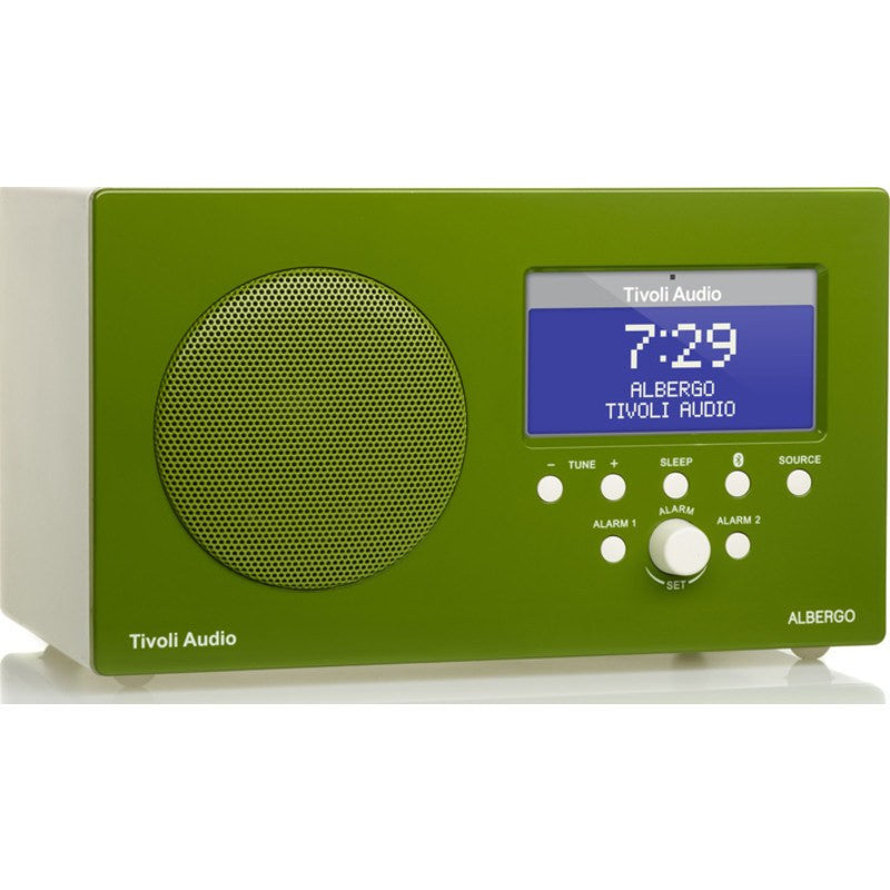 Tivoli Audio Albergo Speaker Radio | Green ALBGGR