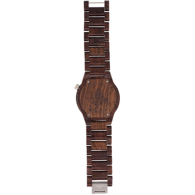 WeWood Alpha Rosewood Wood Watch | Chocolate