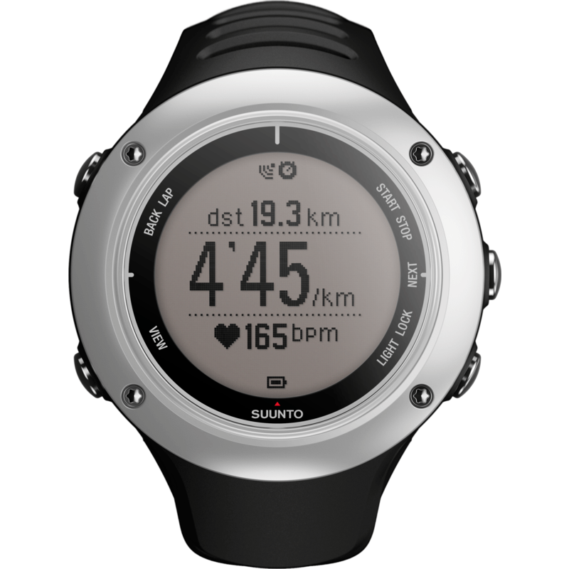 Suunto Ambit 2S Sport Watch | Graphite SS019210000