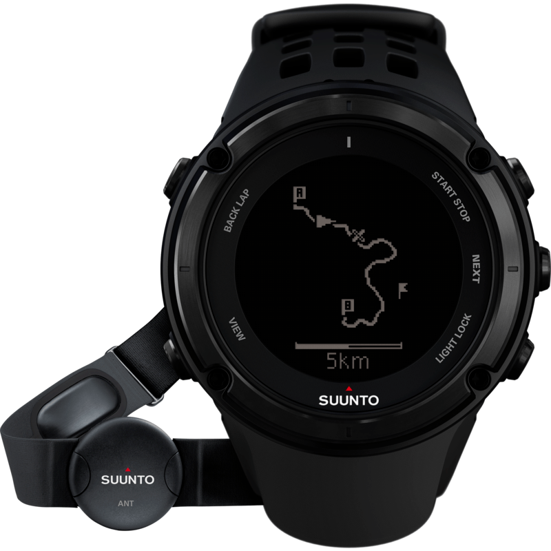 Suunto Ambit2 R GPS Watch | Black SS020654000