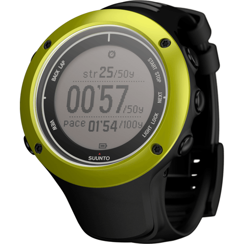 Suunto Ambit 2S Sport Watch | Lime SS020134000