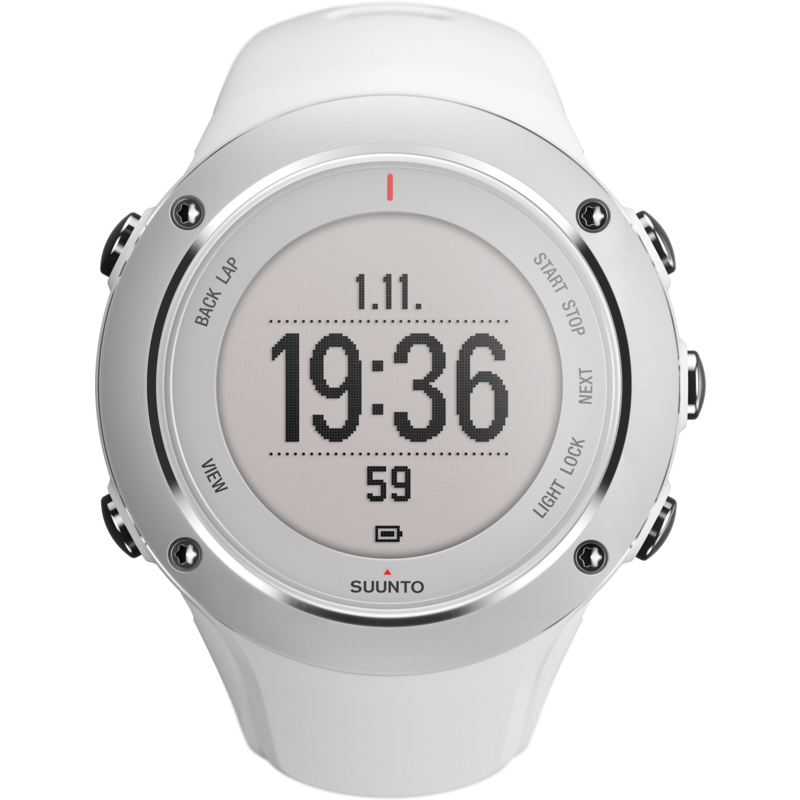 Suunto Ambit 2S Sport Watch | White SS020551000