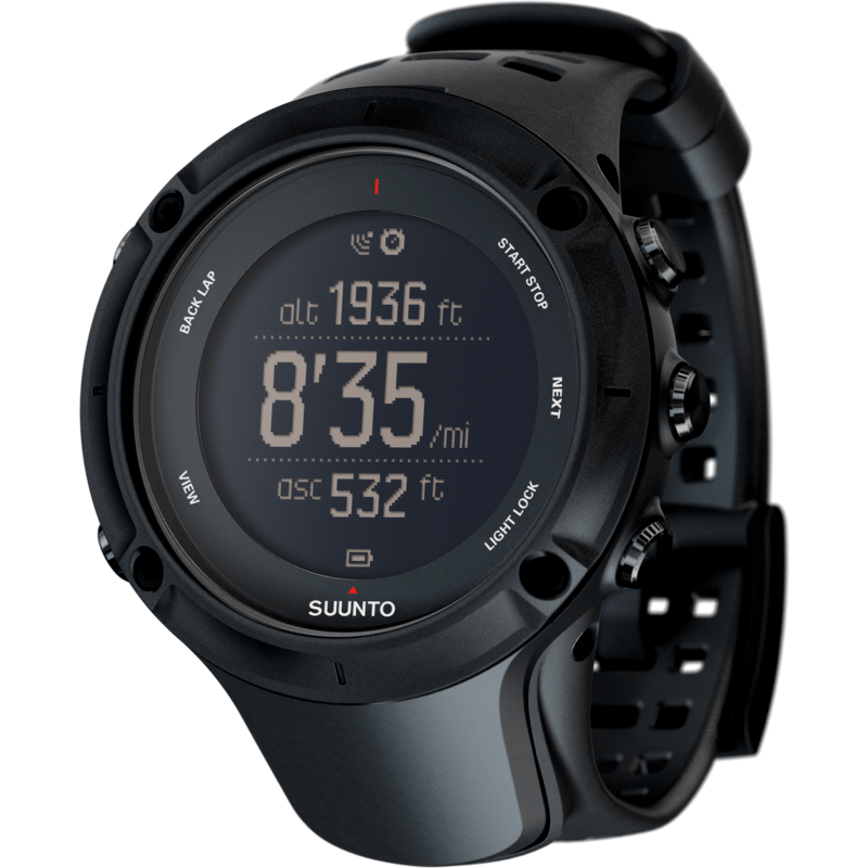 Suunto Ambit3 Peak (HR) Watch | Black