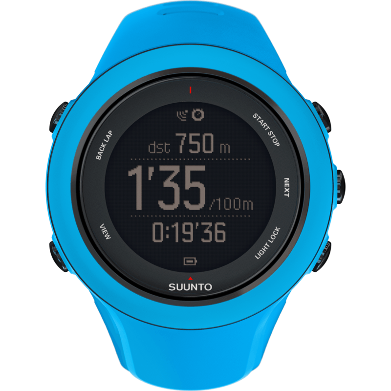 Suunto Ambit3 Sport GPS Heart Rate Monitor | Blue SS020679000