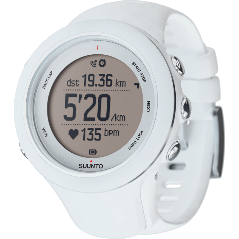 Suunto Ambit3 Sport GPS Watch | White SS020683000