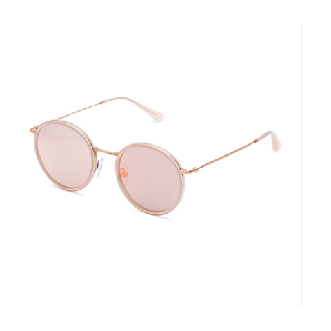 Kapten & Son Amsterdam Pink Mirrored Sunglasses | Pink