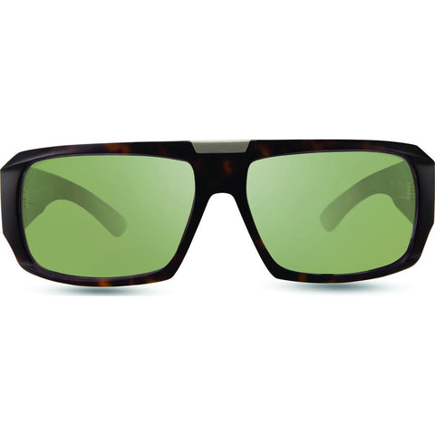 Revo Eyewear Apollo Matte Tortoise Sunglasses | Green RB 1004 02 BGR