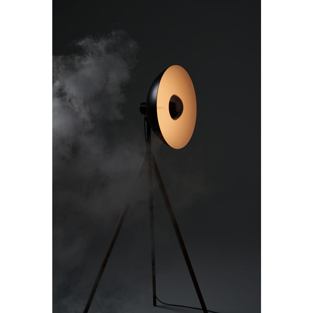 Seed Design Apollo Floor Lamp | Black SLD-3655MFTE