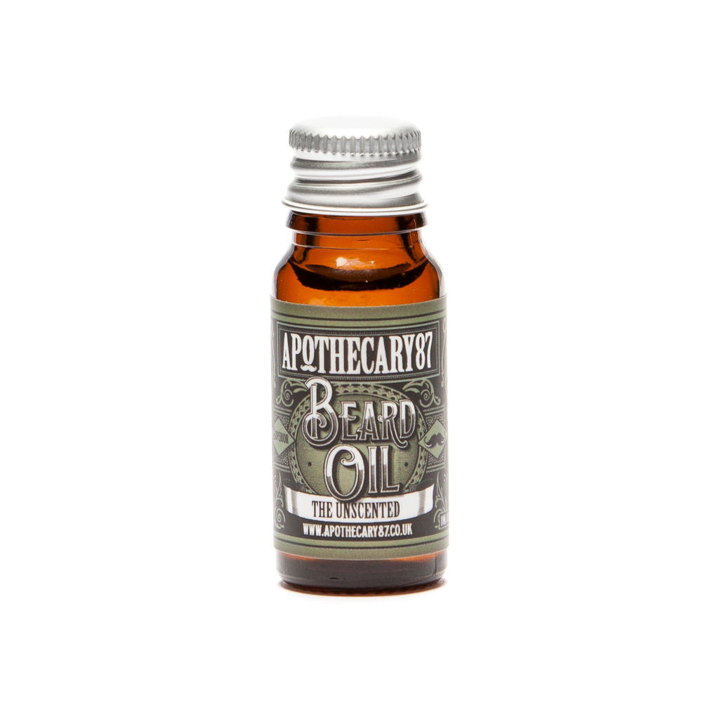 Apothecary 87 Beard Oil | The Unscented U-1