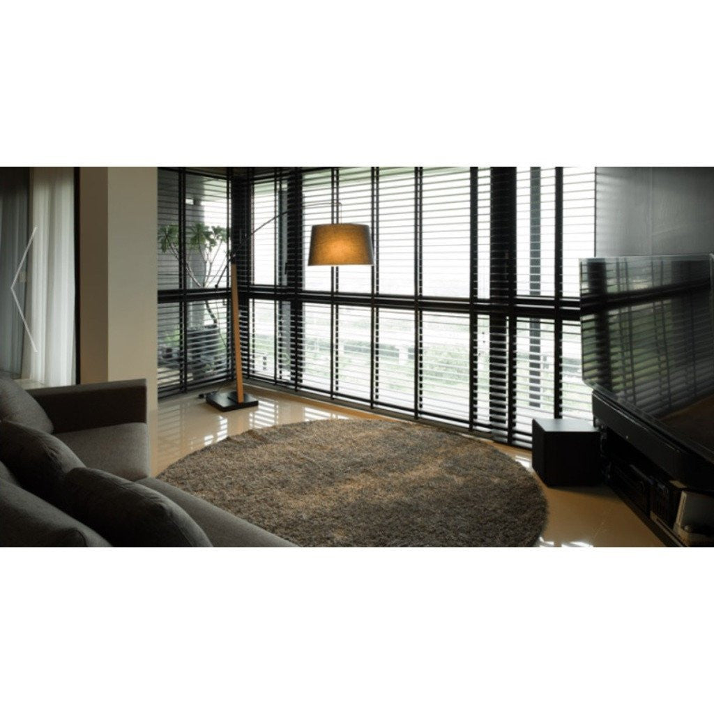 Seed Design Archer Mega Floor Lamp | Black SQ-603FLR-BK