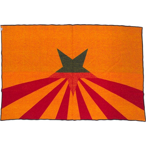 Faribault Arizona Flag Throw | Wool