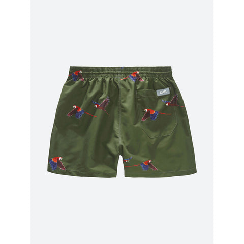 Oas Army And Fly Swim Shorts