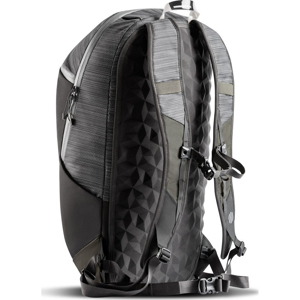 Heimplanet Motion Arc Backpack 20L | Dark Grey / Green 0050310