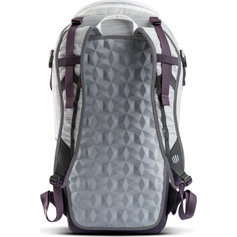 Heimplanet Motion Ellipse Backpack 25L | Light Grey / Purple 0050321