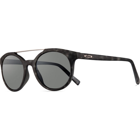 Revo Eyewear Aston Matte Black Tortoise Sunglasses | Graphite RE 1041 01 GY