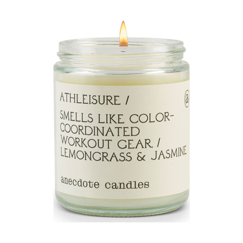 Anecdote Candles Glass Jar Candle | Athleisure 7.8 oz